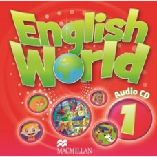 Диски English World 1 Class Audio CD