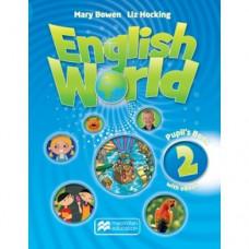 Учебник English World 2 Pupil's Book with eBook