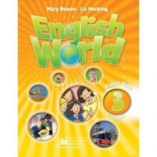 Учебник English World 3 Pupil's Book with eBook
