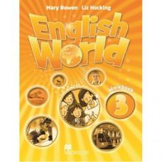 Рабочая тетрадь English World 3 Workbook