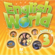 Диски English World 3 Class Audio CD