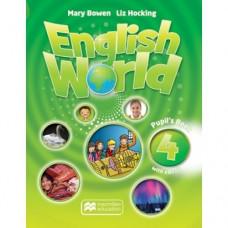 Учебник  English World 4 Pupil's Book with eBook
