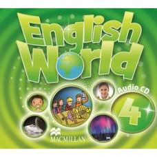 Диски English World 4 Class Audio CD