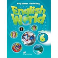 Учебник English World 6 Pupil's Book with eBook