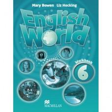Рабочая тетрадь English World 6 Workbook