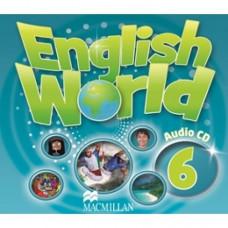 Диски English World 6 Class Audio CD