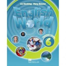 Книга для учителя English World 6 Teacher's Book