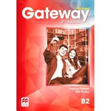 Рабочая тетрадь Gateway B2 (Second Edition) Workbook