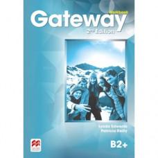 Рабочая тетрадь Gateway B2+ (Second Edition) Workbook