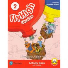 Рабочая тетрадь Fly High Ukraine 2 Activity Book