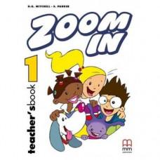 Книга для учителя Zoom in 1 Teacher's Book