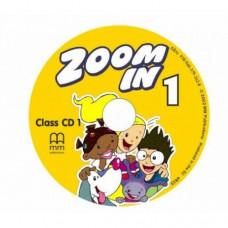 Диск Zoom in 1 Class Audio CD
