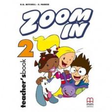 Книга для учителя Zoom in 2 Teacher's Book