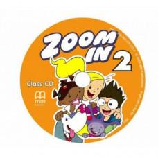 Диск Zoom in 2 Class Audio CD