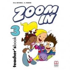 Книга для учителя Zoom in 3 Teacher's Book