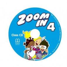 Диск Zoom in 4 Class Audio CD