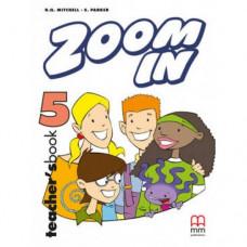 Книга для учителя Zoom in 5 Teacher's Book