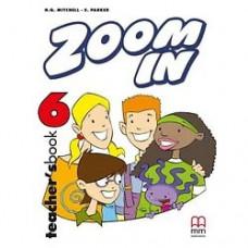 Книга для учителя Zoom in 6 Teacher's Book