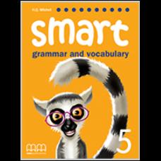 Грамматика  Smart Grammar and Vocabulary 5 Student's Book