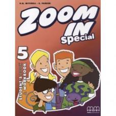 Учебник Zoom in 5 Student's Book + Workbook with CD-ROM