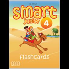 Карточки Smart Junior 4 Flashcards