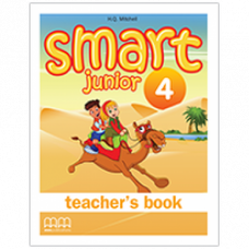 Книга для учителя Smart Junior 4 Teacher's Book