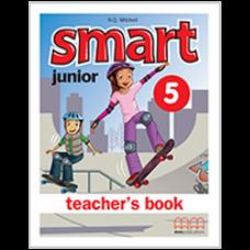 Книга для учителя Smart Junior 5 Teacher's Book