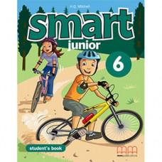 Учебник Smart Junior 6 Student's Book