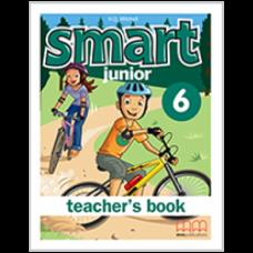 Книга для учителя Smart Junior 6 Teacher's Book