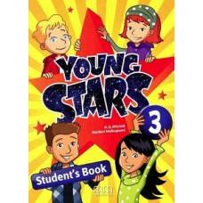 Учебник Young Stars 3 Student`s Book