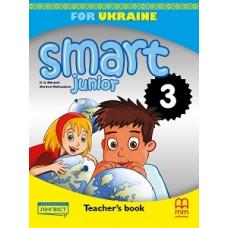 Книга для учителя Smart Junior for Ukraine 3 Teacher's Book