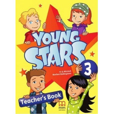 Книга для учителя Young Stars 3 Teacher`s Book