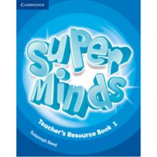 Книга для учителя Super Minds 1 Teacher's Resource Book with Audio CD