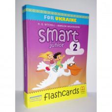 Карточки Smart Junior for Ukraine 2 Flashcards